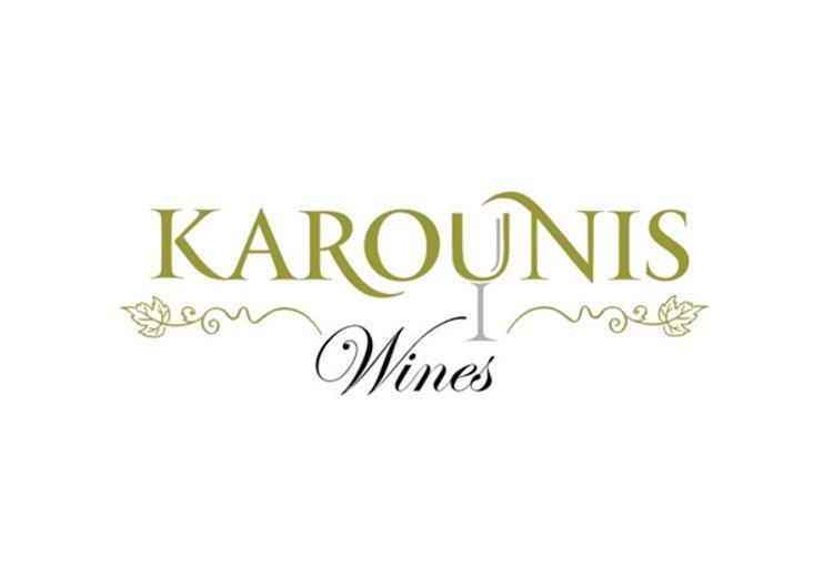 KAROUNIS WINES ΛΟΓΟΤΥΠΟ