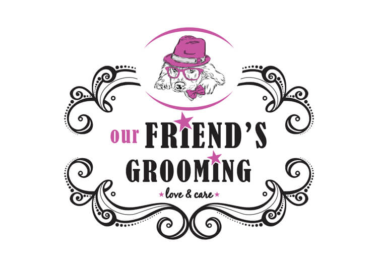 LOGO-OUR-FRIENDS-GROOMING-4-4
