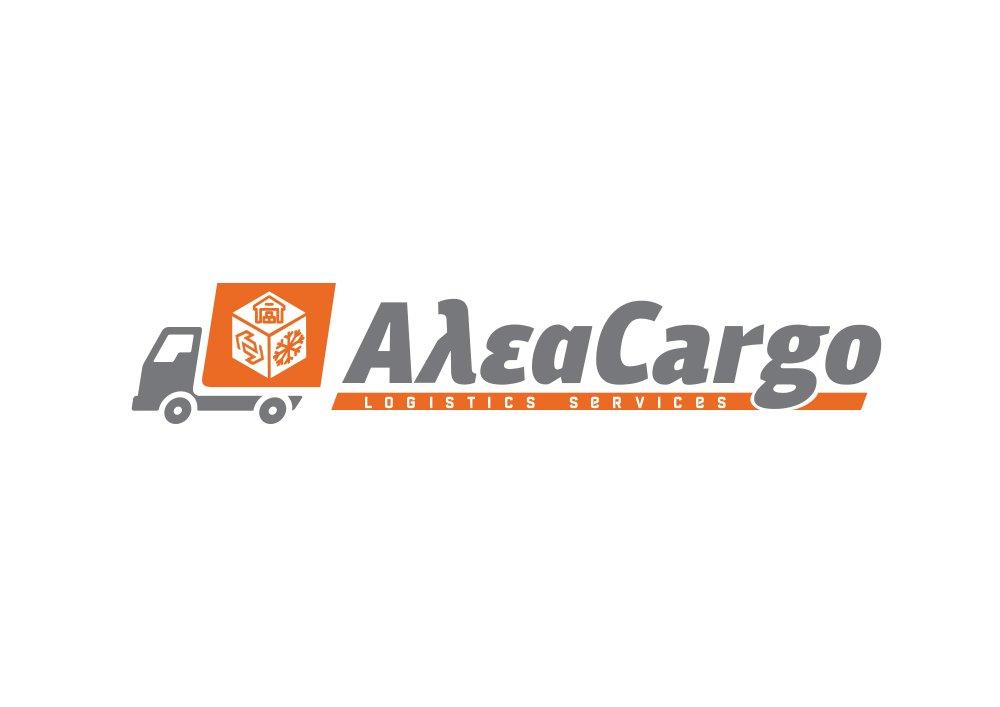 Σχεδιασμός λογοτύπου από γραφίστα για ALEACARGO - logistics services