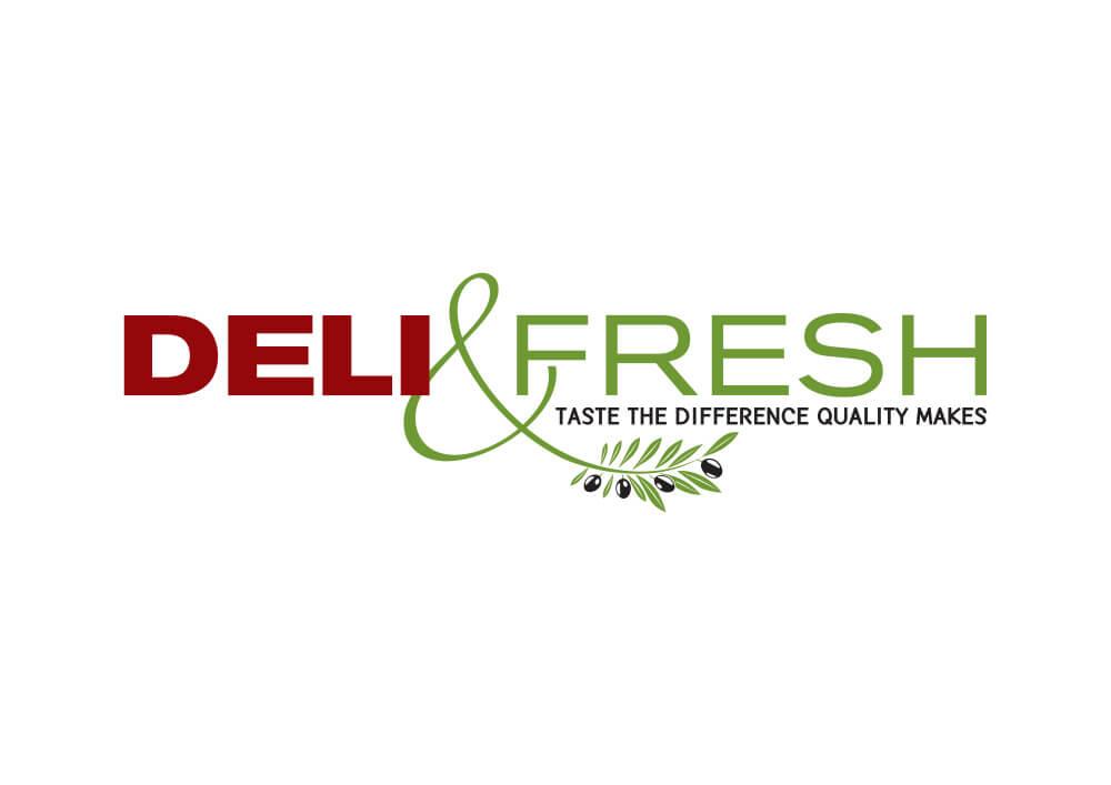 DELI & FRESH - ΛΟΓΟΤΥΠΟ