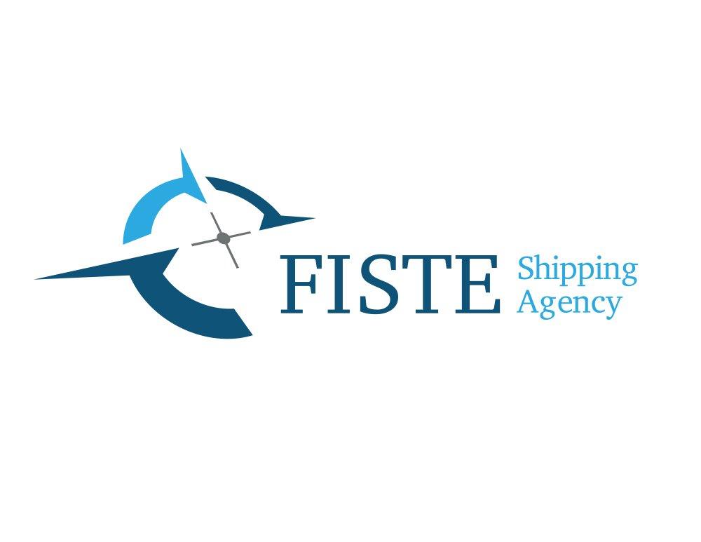 grafistas-sxediasmos-logotypo-gia-shipping-agency-peiraias